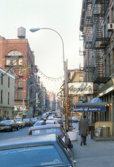 New York (1982) - Angelo's of Mulberry Street by galabgal, on Flickr
