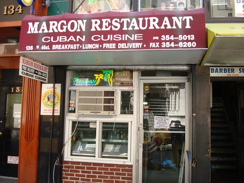 Margon, Midtown NYC