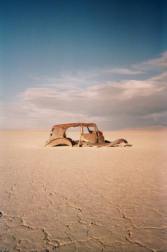 Playa car