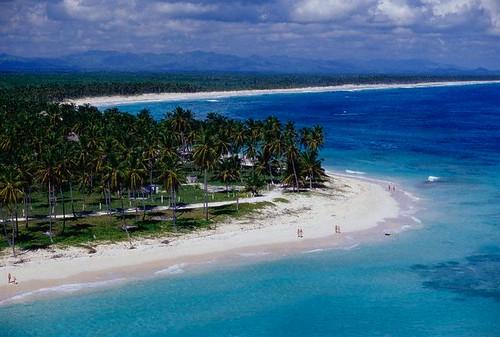 Playa Bávaro, una de las mejores playas del mundo, República Dominicana