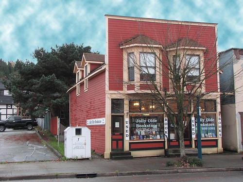 P. Burns & Co. Butcher Shop - ca. 1908
