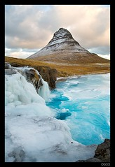 Kirkjufell (li.) Tags: lighting longexposure travel blue winter light sky white snow cold reflection green ice nature water colors beautiful rock angel clouds canon wonderful landscape ilovenature real photo waterfall iceland nice fantastic rocks different shot shots magic great picture fave angels waterfalls excellent faves capture kirkjufell sland phototrip snfellsnes outstanding ilo li extraordinarily instantfave thegood outstandingshots specland specnature eyland mywinners abigfave abigfav photofans p1f1 thebadandtheugly landscapenatureice jkklarogfjll landscapeice anawesomeshot impressedbeauty superaplus aplusphoto lamyndir