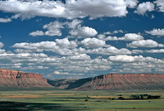 Dolores River Canyon: Bedrock, Colorado (CO) (Floyd Muad'Dib) Tags: ranch sky usa cloud clouds america river geotagged us colorado skies unitedstates farm united north canyon southern co northamerica states dolores mesa americanwest mesas bedrock ranches westernusa doloresriver southerncolorado abigfave bedrockco bedrockcolorado