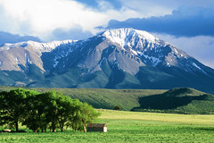 West Spanish Peak: La Veta, Colorado (CO) (Floyd Muad'Dib) Tags: ranch usa mountain mountains west america geotagged la us highway colorado unitedstates united north peak historic southern spanish legends co states peaks veta sangredecristomountains sangredecristos historicsite historicsites laveta ranches westspanishpeak spanishpeaks southerncolorado spanishpeak highwayoflegends coloradoranch lavetaco lavetacolorado highway160colorado cucharavalleycolorado