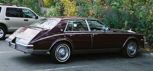 Bustleback Cadillac Seville