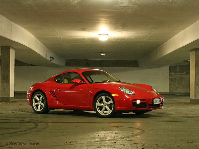 auto red car stuttgart fast german porsche cayman clearbrook ©2006russellpurcell ©russellpurcell russpurcell russellpurcell