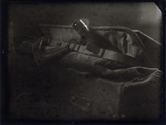 The old doctor always passed out before his patients (BosseB) Tags: icahybrid ilfordhp3 dry plate glass calber09 34 quarterplate print adoxpolygrade