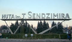 Huta im T. Sendzimira - Nova Huta Steelworks