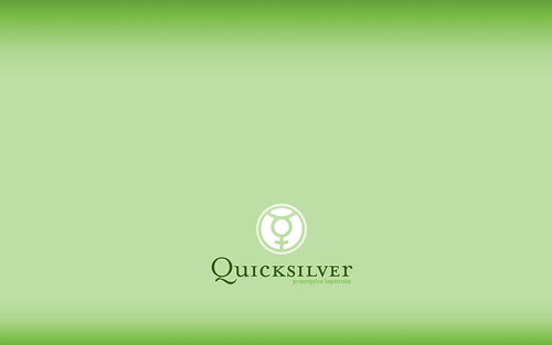 wallpaper green. Quicksilver Wallpaper Green