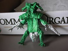Predator 3 Out Foldin Tags Origami
