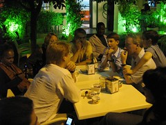 "conversation at il gelato • <a style=""font-size:0.8em;"" href=""http://www.flickr.com/photos/70272381@N00/303997847/"" target=""_blank"">View on Flickr</a>"