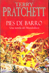 Terry Pratchett, Pies de Barro