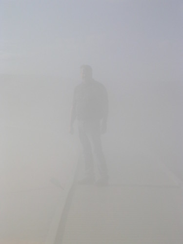 MAN IN THE MIST