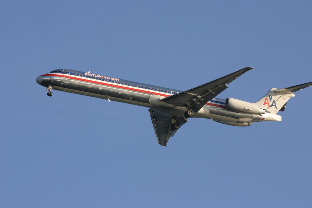 American Airlines by ReneS, on Flickr
