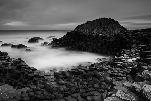 Giant's Causeway, Bushmills. Northern Ireland.
