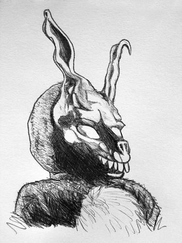 donnie darko frank. bunny from Donnie Darko