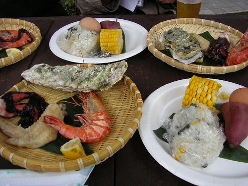 beppu 9 / lunch set