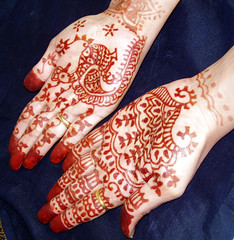 henna color (Roopa Raman's Henna Album) Tags: wedding art tattoo bride bash artist body ceremony celebration designs bridal henna mehndi heena mehandi mehendhi