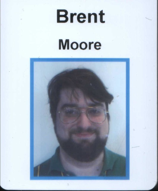 My New ID Badge!