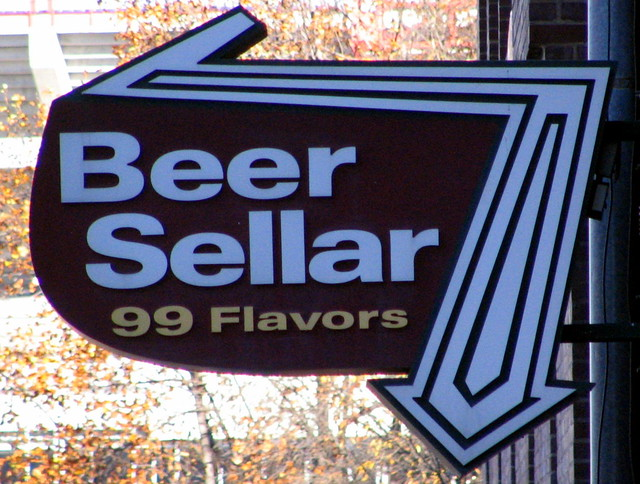 Beer Sellar - Downtown Nashville