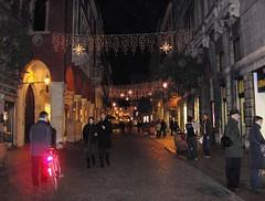 Il corso (zambi74) Tags: italy night hp italia vicenza corsopalladio abigfave