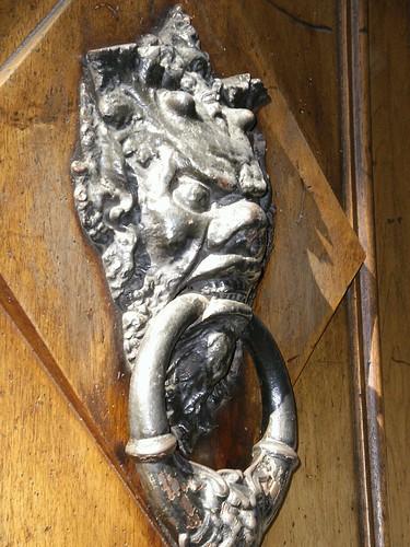 The Door Knocker