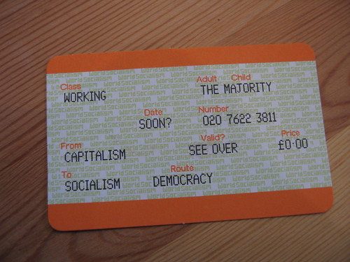 Ticket to Socialism