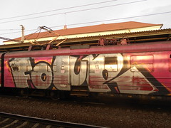 four (urban competition) Tags: four crew chrome silver wholecar 2016