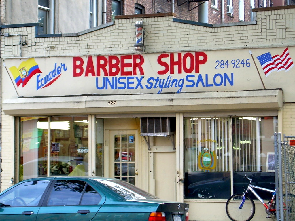 barber shop, east flatbush
