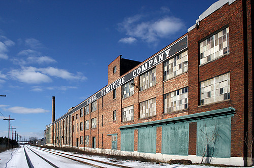 Kindel Furniture Factory- South Side
