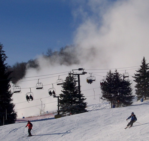 ski slope