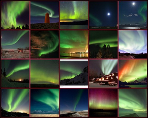 Top 20 Northern Lights - First Collection