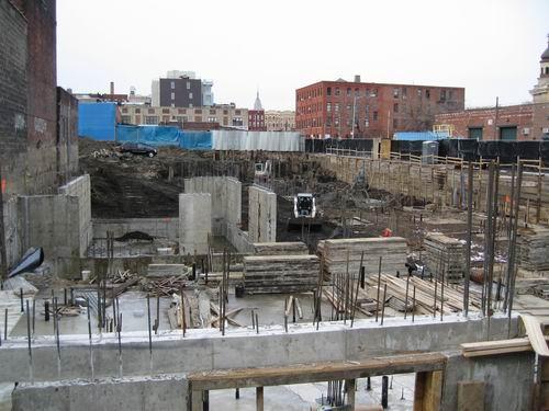 Roebling Oil Field Foundation 1