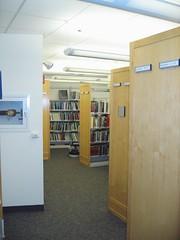 Oversize books corner