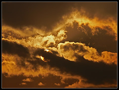 Goodbye blue sky (Andrea Cucconi) Tags: sunset red sky italy orange cloud sun color colors beautiful yellow backlight clouds lumix fire gold eclipse interesting italia tramonto nuvole gorgeous awesome cu panasonic explore ciel giallo cielo sole rosso  italie fuoco finest controluce arancione fz30 oro naturesfinest eclissi dolden   dorato  flickrsbest  andreacucconi diamondclassphotographer flickrdiamond superhearts naturest cloudslightningstorms