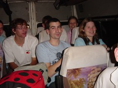 Team bus (tim midwinter) Tags: 2005 missionary albania streetkids durres