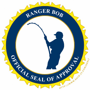 seal of approval. My Seal Of Approval (Ranger