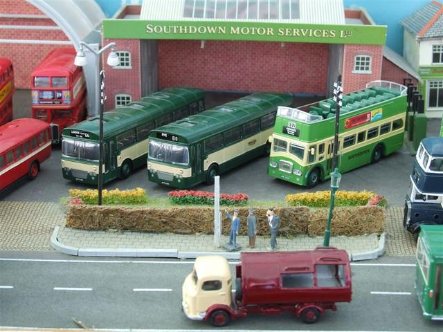 Bus town