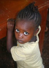 cutest girl ever (LindsayStark) Tags: africa travel portrait people girl war sierraleone conflict humanrights humanitarian displaced idpcamp refugeecamp idps idp humanitarianaid emergencyrelief idpcamps waraffected