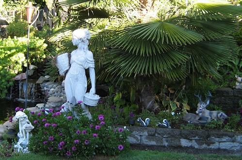 Jardim Residencial fotos