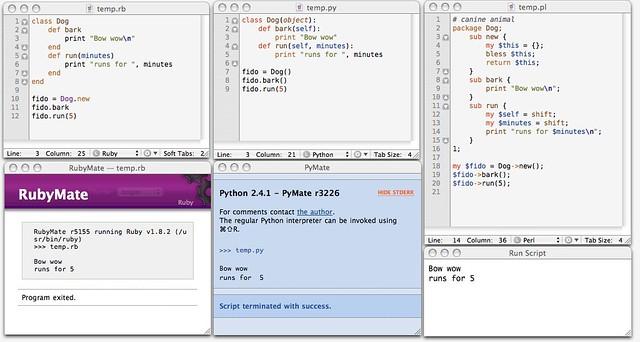 텍스트 메이트-'WAMP서버에 Perl, CGI 연동하기'