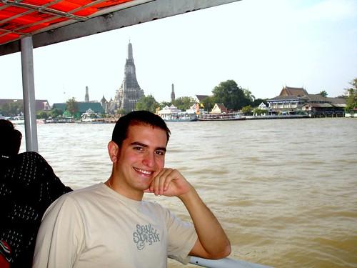 Navegando el Chao Phraya