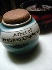 Ashes of Problem Employees