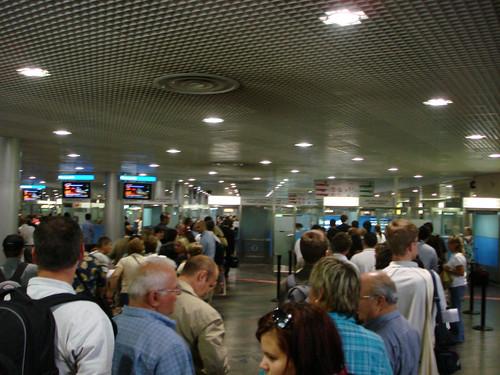 خطوات السفر و الدخول إلى روسيا بالصور من (المطار)  خطوات السفر و الدخول إلى