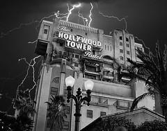 The Hollywood Tower Hotel at Disney's California Adventure (Barry Wallis) Tags: disneyland tot dl dlr towerofterror disneylandresort interestingness205 i500 barrywallis nikonstunninggallery msh1006 msh10063 impressedbeauty disneyphotochallenge disneyphotochallengewinner