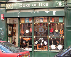 Duke of Uke - by jovike