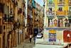 Trompe l'oeil espagnol (@rno) Tags: art photo interesting spanish espagne barcelone trompeloeil fresque photograpy espagnol interessare fresquemurale elinteresar interessieren 興味を起こさせること interessar