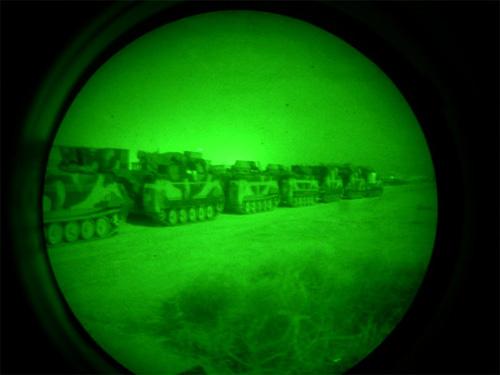 Iraq At Night
