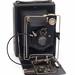 9X12cm Folding Plate Camera