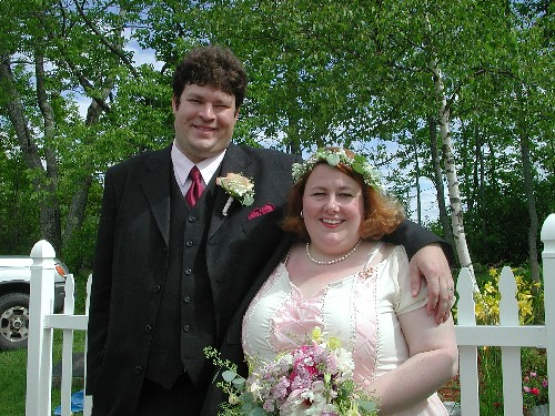 July 3, 2004 Wedding Day